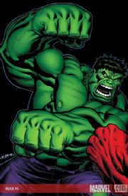 Hulk #6 Cover A Green (2008) Marvel comic book